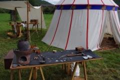 Petit aperçu du matériel utilisé pour travailler l'étain (création de moules, fusion, coulée, ébarbage, gravure,.. )