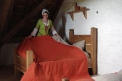 Refaire les lits, un travail quotidien