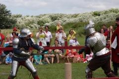 Duel à l'épée