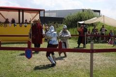 Arbitrage d'un duel à l'épée