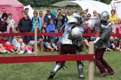 Duel à l'épée bâtarde