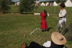Archerie - Les enfants tirent aussi